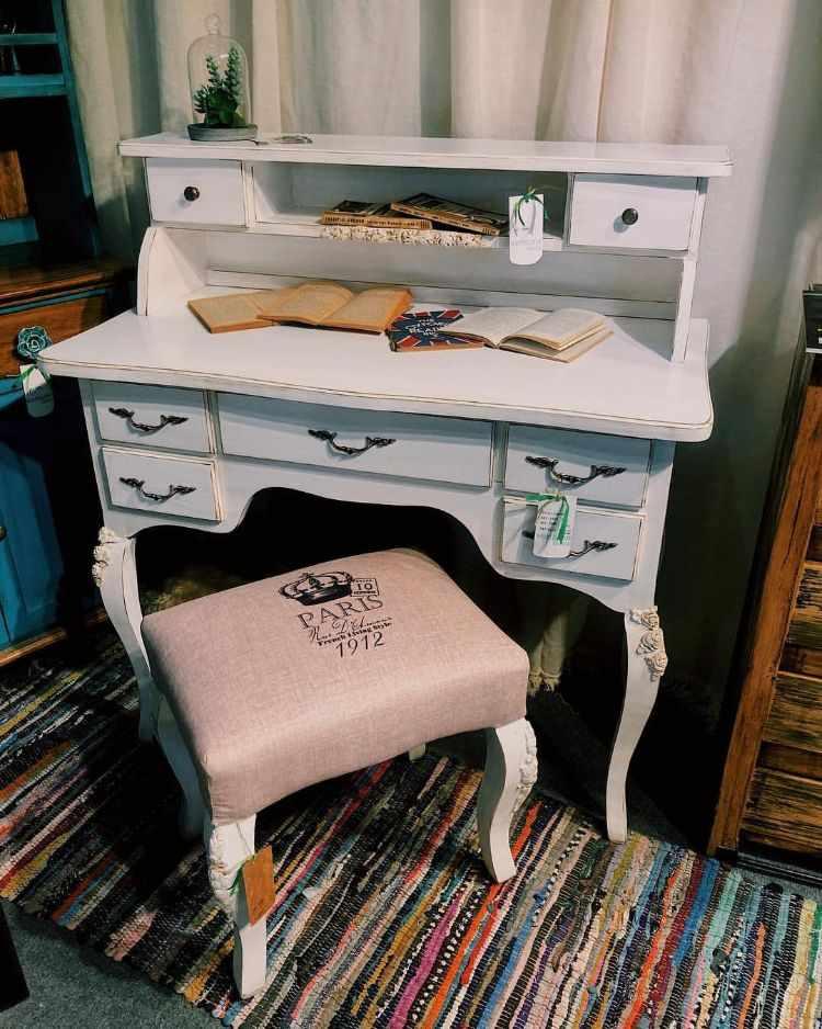 Ventuno Deco - Mayorista muebles estilo industrial, rústico, vintage, provenzal, clásico, etc. Fabricación e importación de muebles 7