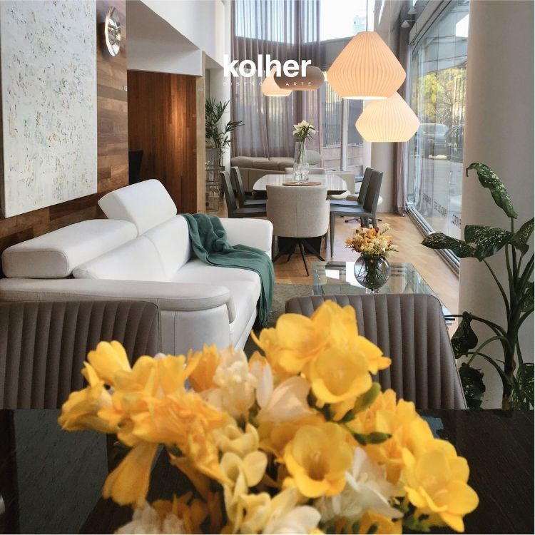 Kolher Argentina - Muebles contemporáneos para interiores y exteriores en Puerto Madero 1