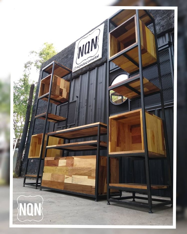 NQN Deco Metal - Muebles estilo industrial en Rosario, Santa Fe 1