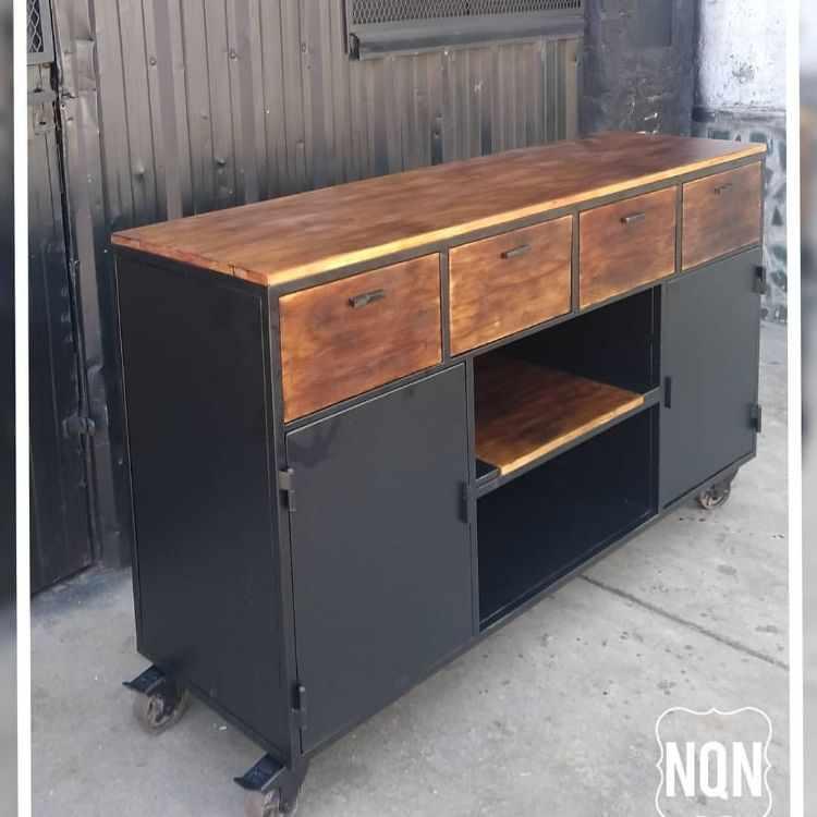 NQN Deco Metal - Muebles estilo industrial en Rosario, Santa Fe 5