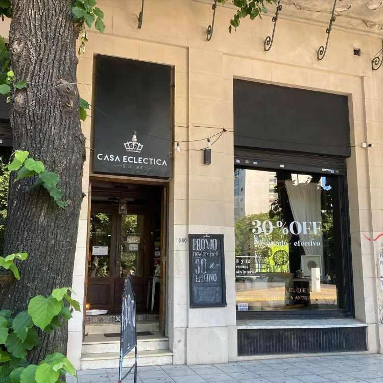 Casa Ecléctica - Muebles y decoración en La Plata 1