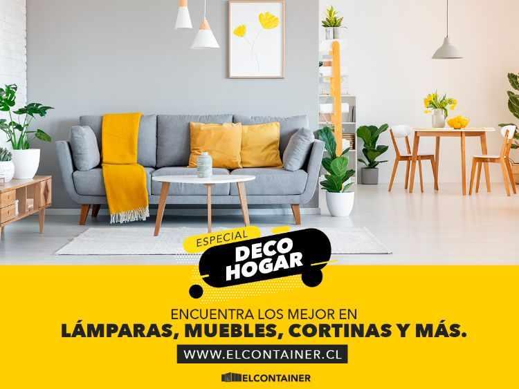 El Container - Tienda online chilena de muebles, decoración y accesorios para el hogar 1