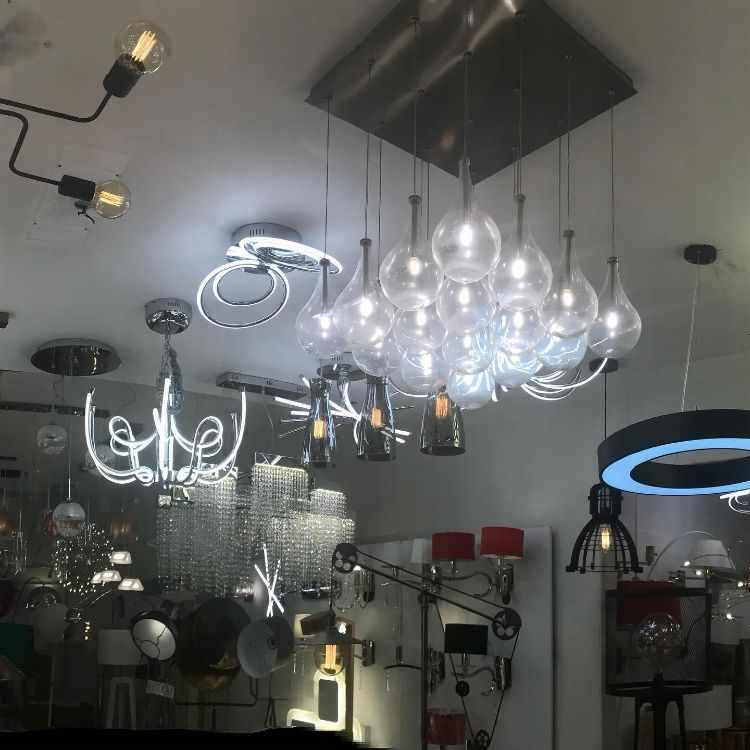 La Fábrica de Iluminación en Villa Devoto, Buenos Aires 3