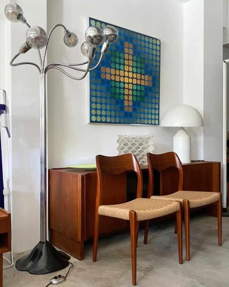 Modernariato Buenos Aires en Recoleta: muebles y accesorios vintage, mid century modern 1