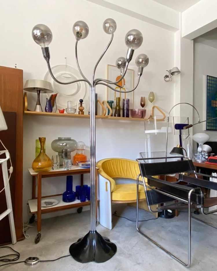 Modernariato Buenos Aires en Recoleta: muebles y accesorios vintage, mid century modern 2