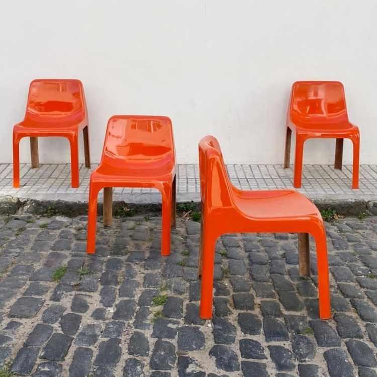 Modernariato Buenos Aires en Recoleta: muebles y accesorios vintage, mid century modern 9