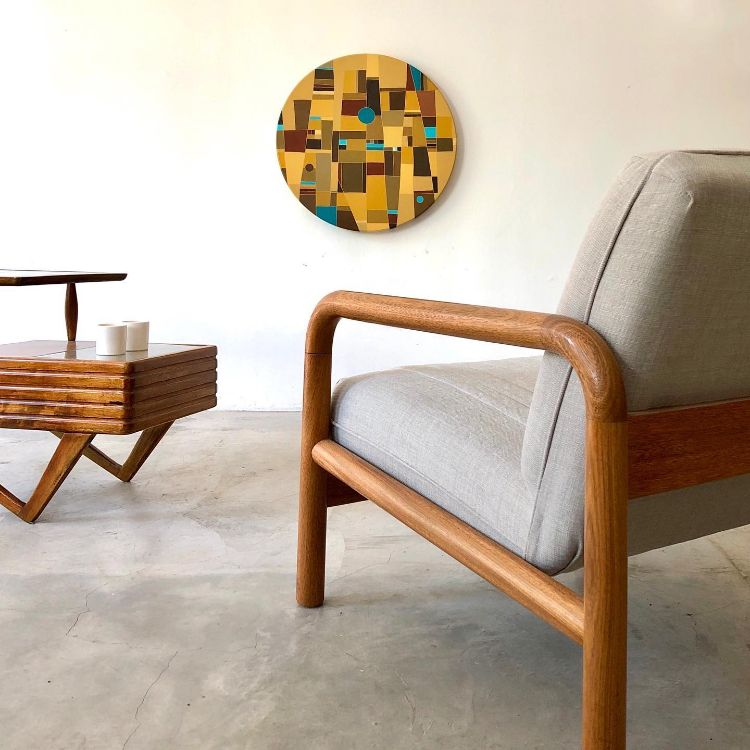 Tienda La Unión en Núñez: accesorios, lámparas y muebles de estilo moderno, vintage, retro, americano 4