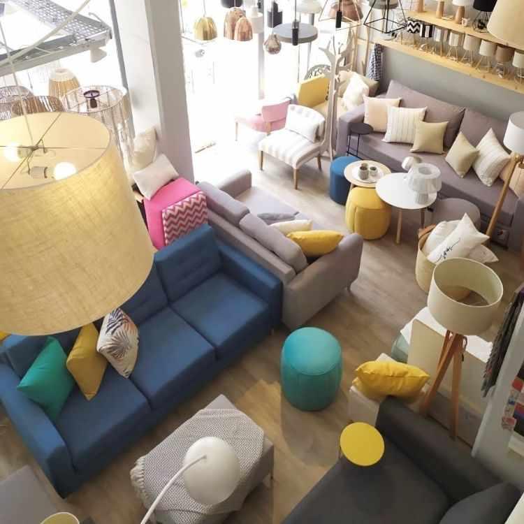 Locales decoración muebles en Colegiales, Buenos Aires