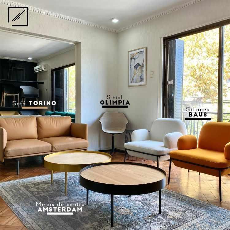 Asimétrika - Muebles de diseño en Providencia, Santiago 2