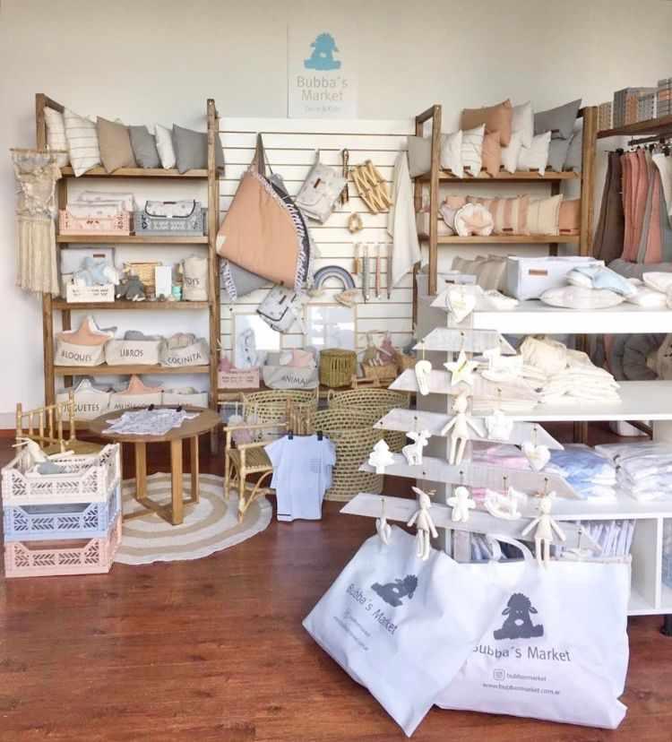 Bubba's Market - Decoración y muebles para cuartos infantiles 1