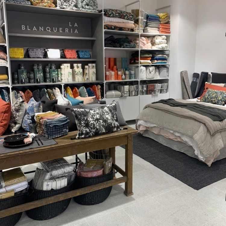 La Blanquería: ropa de cama, alfombras, cojines y textiles para el hogar en Vitacura y Lo Barnechea 1