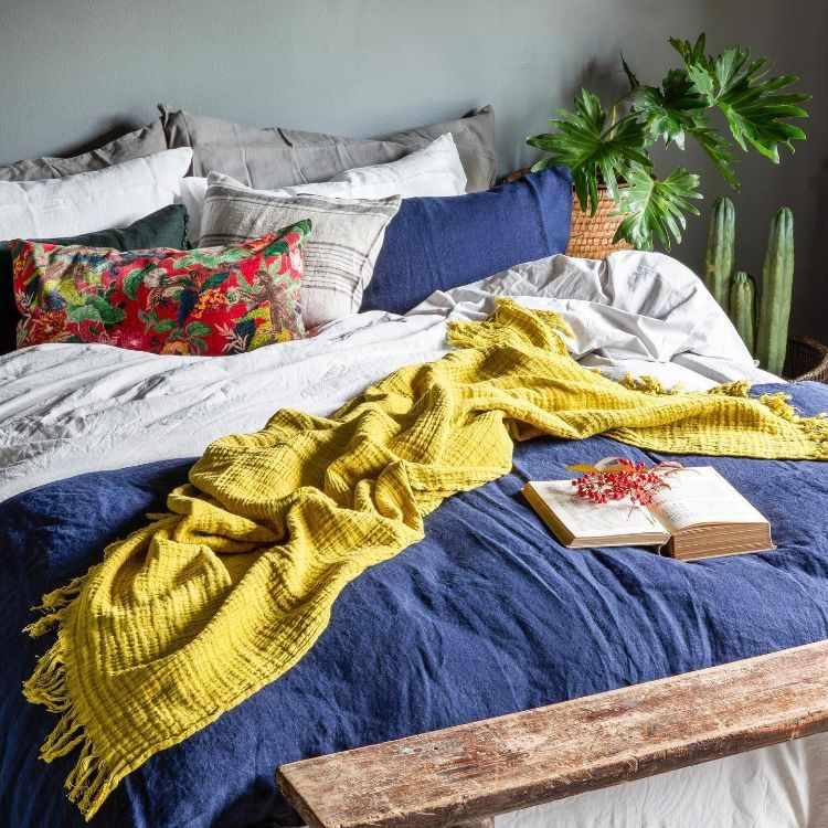 La Blanquería: ropa de cama, alfombras, cojines y textiles para el hogar en Vitacura y Lo Barnechea 6