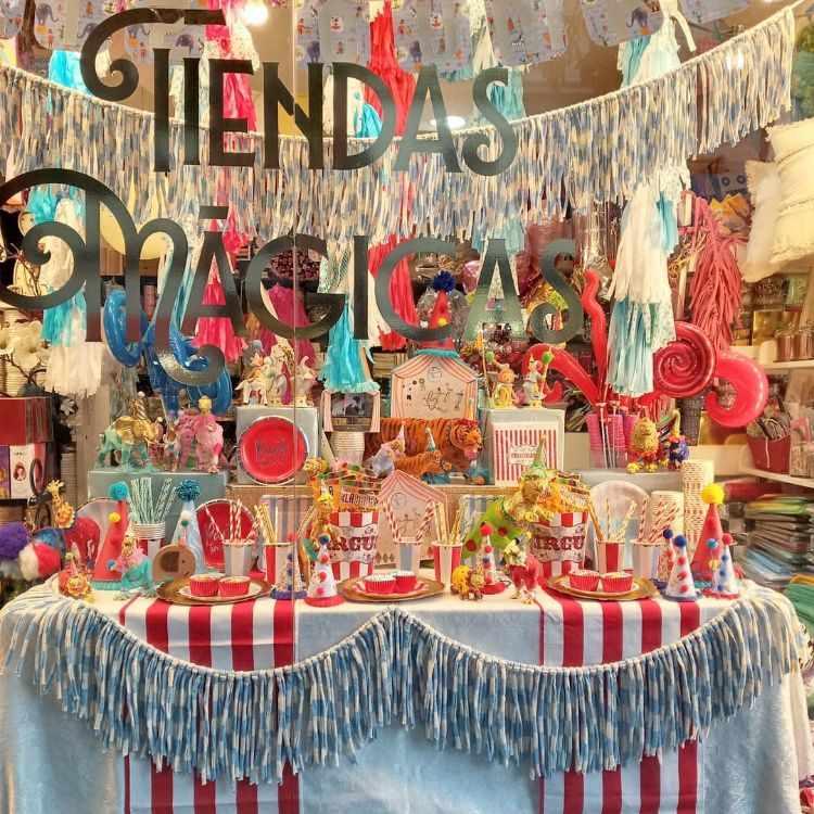 Tiendas Mágicas - Decoración para fiestas y eventos en Palermo y Belgrano 1
