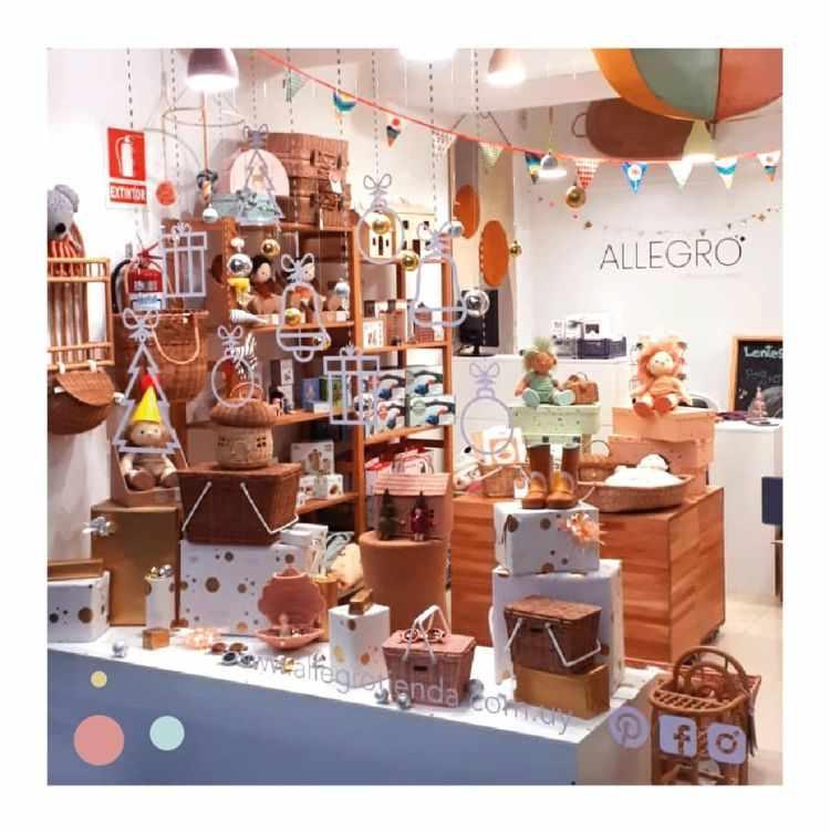 Allegrö Tienda - Decoración infantil en Punta Carretas, Montevideo 1