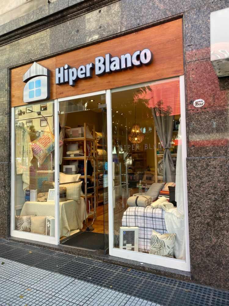 Hiper Blanco - Blanquería y ropa de cama en Buenos Aires 1