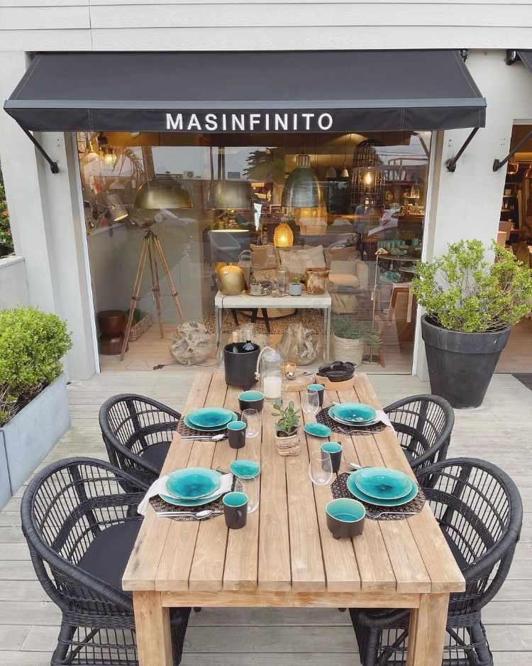 Masinfinito Casa - Decoración y muebles de diseño en Montevideo y Manantiales, Uruguay 1