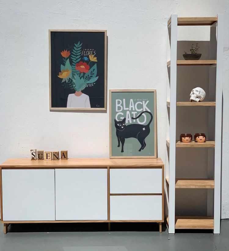 Nebula Muebles - Muebles para livings, comedores y dormitorios en Olivos, Zona Norte 5