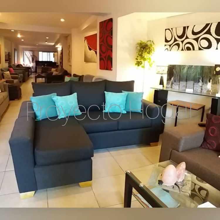 Proyecto Hogar en Recoleta CABA: sillones, sofás, esquineros 2