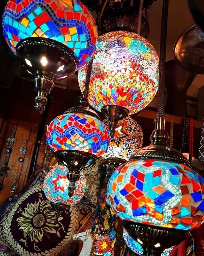 Al-Sham - Art Árabe - Objetos, lámparas y decoración árabes en Palermo, CABA 1
