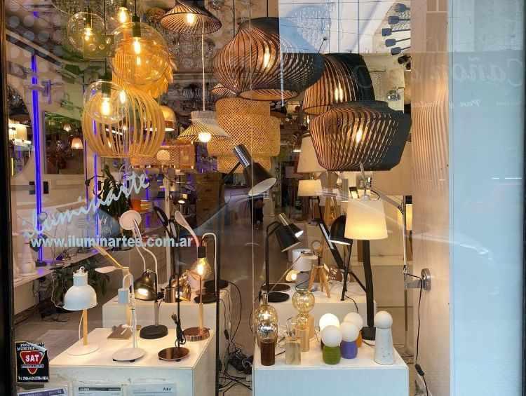 Iluminarte Quilmes - Tienda de iluminación y lámparas de diseño en Quilmes, Zona Sur 1