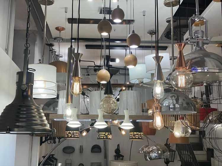 La Fábrica 3 Iluminación - Lámparas decorativas en Palermo, CABA 1