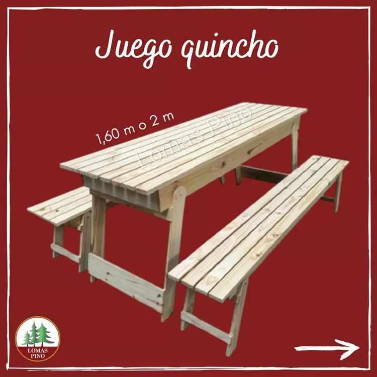 Lomas Pino - Muebles de madera de pino para todos los ambientes de la casa 2