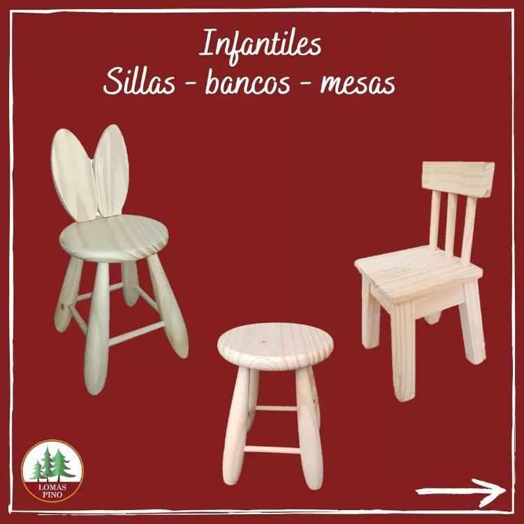 Lomas Pino - Muebles de madera de pino para todos los ambientes de la casa 4