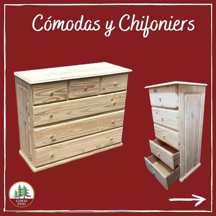 Lomas Pino - Muebles de madera de pino para todos los ambientes de la casa 5