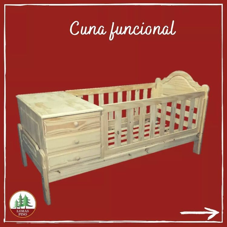 Lomas Pino - Muebles de madera de pino para todos los ambientes de la casa 7
