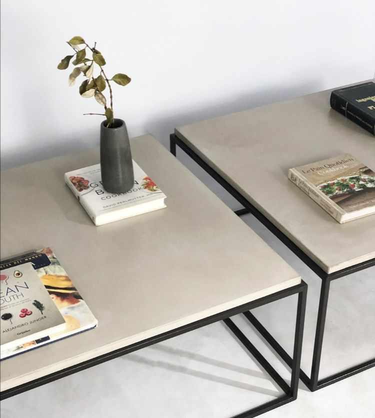 Mezcla -Tienda online de muebles de diseño en concreto 3