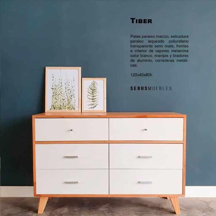 Serus Muebles: tienda online de muebles de madera en estilo nórdico, moderno y contemporáneo 8