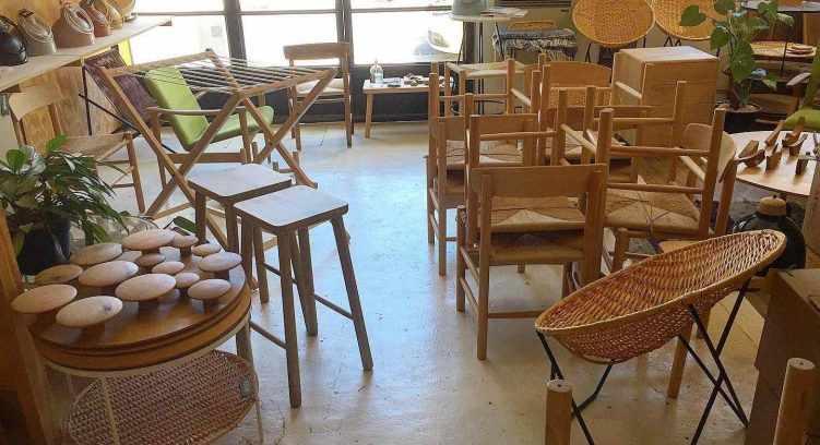 Locales de decoración y muebles en Saavedra, CABA