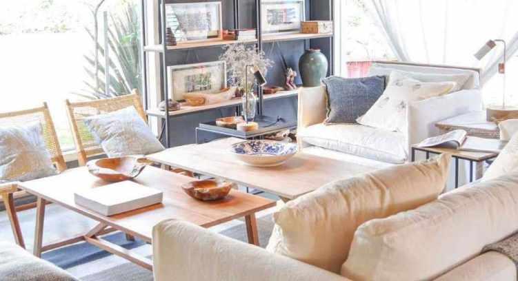 Locales de decoración y muebles en Pilar