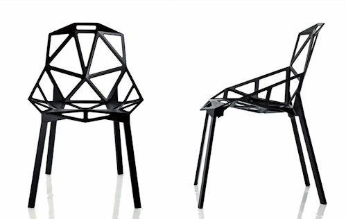Chair One Konstantin Grcic