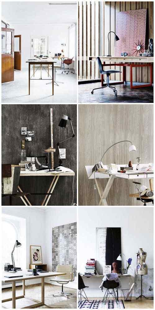 Espacios de trabajo con estilo y diseño