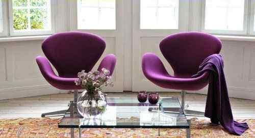 Silla Swan de Arne Jacobsen