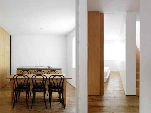 Bronte Apartment: Minimalismo cálido
