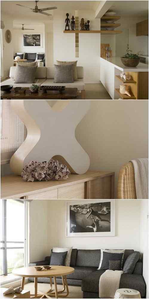 Interiores de casas modernas p gina 2 de 4 estilos deco for Decoracion de casas de playa modernas