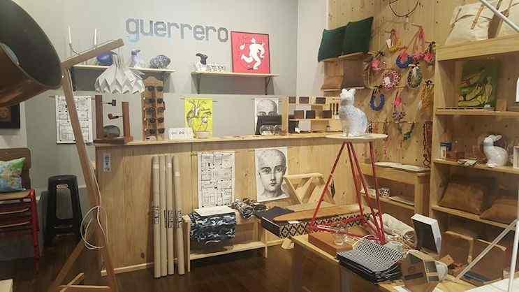 Espacio Guerrero Galería Drugstore Providencia 6