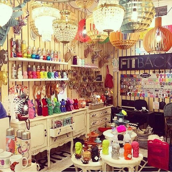 Fitback Design Store 1