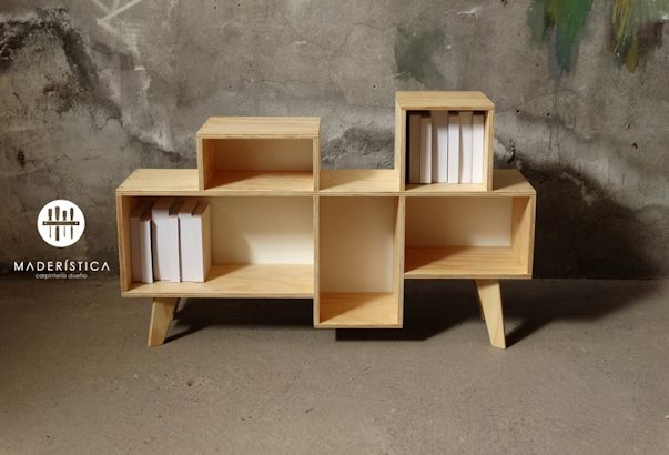 Maderística - Carpintería Diseño 11