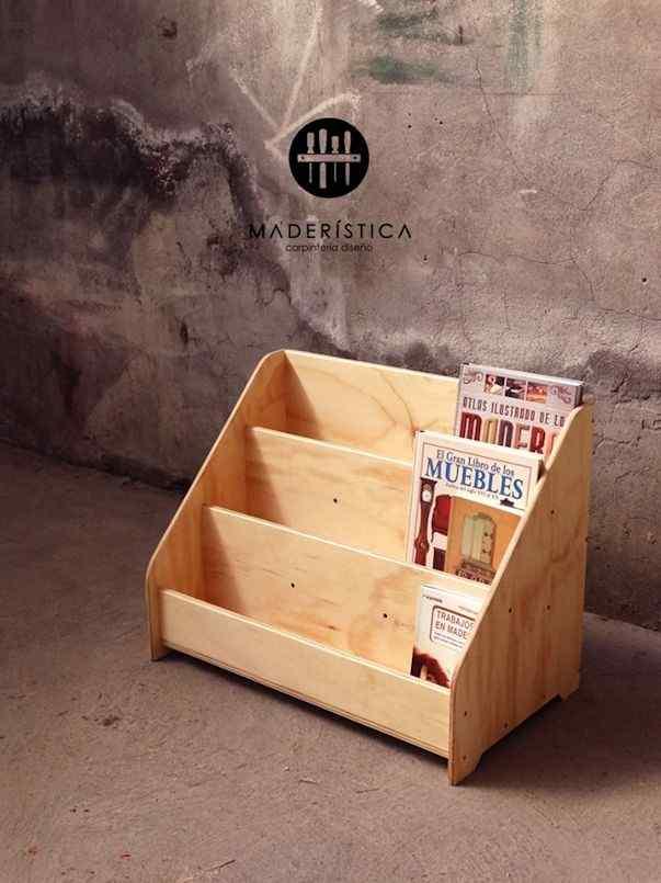 Maderística - Carpintería Diseño 12