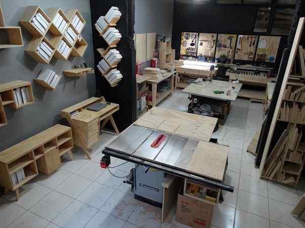 Maderística - Carpintería Diseño 2