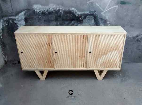 Maderística - Carpintería Diseño 3