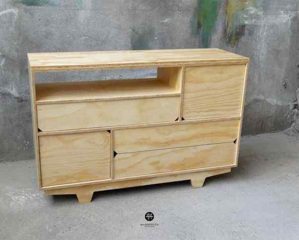 Maderística - Carpintería Diseño 4