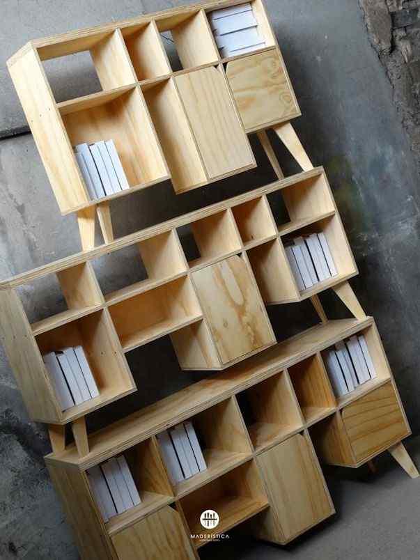 Maderística - Carpintería Diseño 8