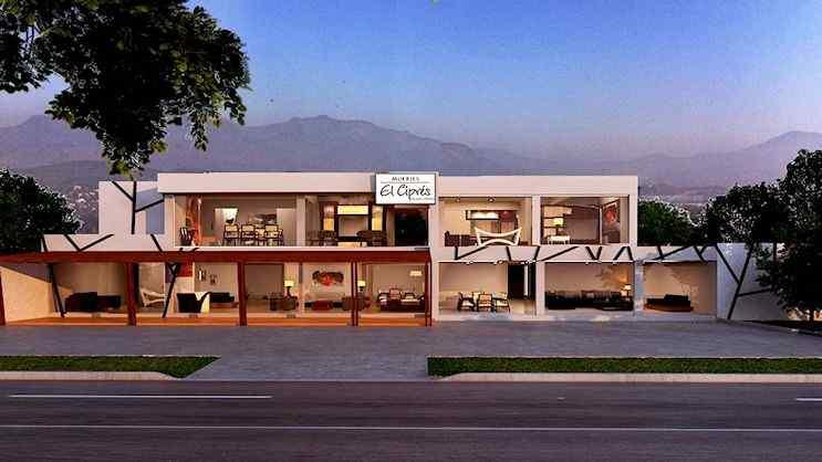 Muebles El Ciprés en Las Condes 1