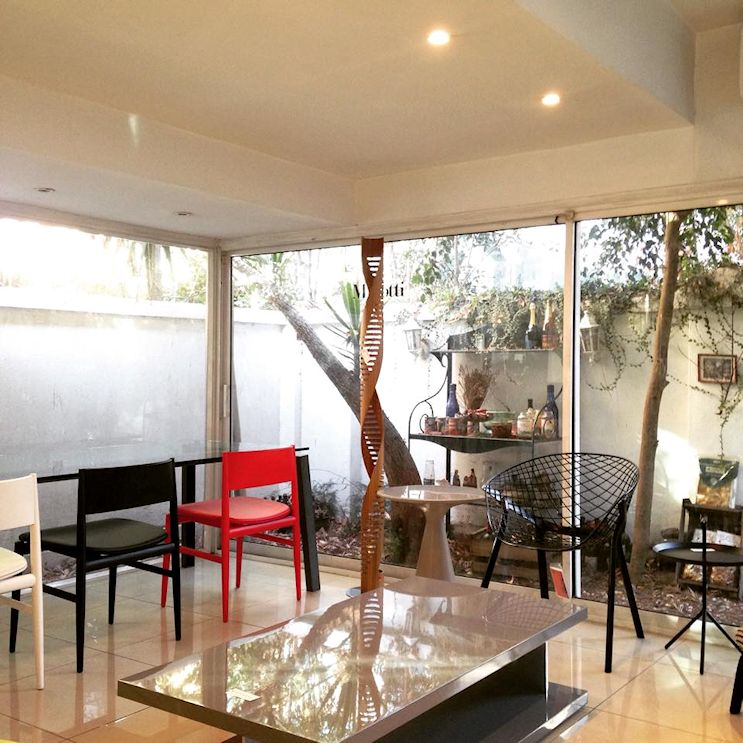 STGO/MILAN - Muebles modernos y contemporáneos en Vitacura 11
