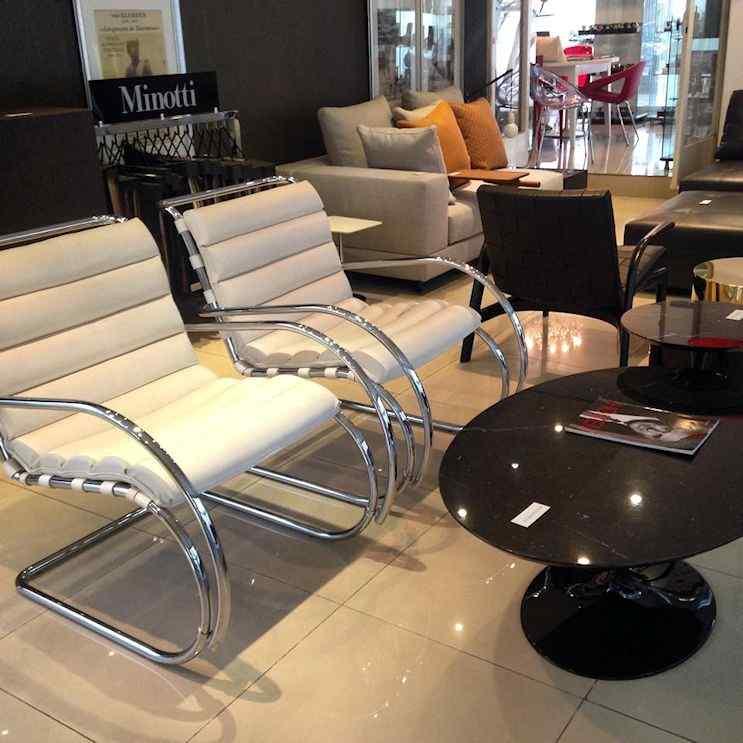 STGO/MILAN - Muebles modernos y contemporáneos en Vitacura 8