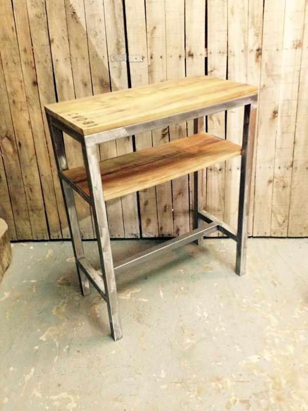 Estudio Cuervo Muebles estilo industrial 8